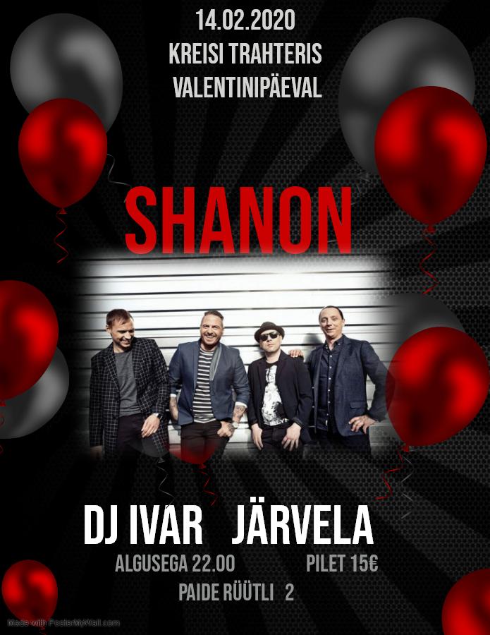 Ansambel Shanon ja DJ Ivar Järvela
